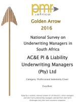 PMR Gold Award 2016<br/>PI Cover