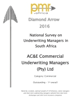 PMR Diamond Award 2016<br/>Commercial