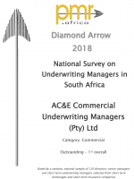 PMR Diamond Award 2018<br/>Commercial